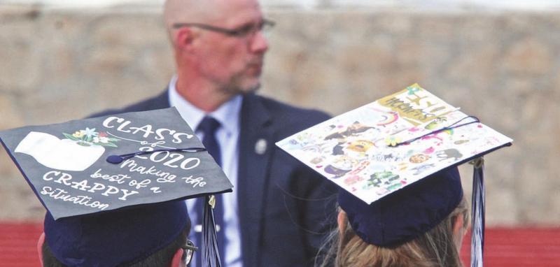SCHS grads finally get their moment