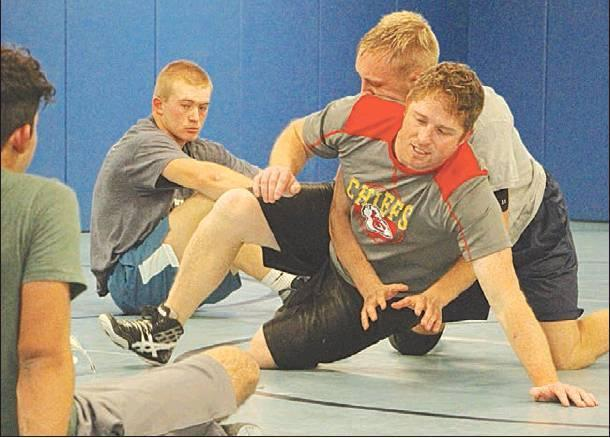 Beaver matmen looking for strong start to season