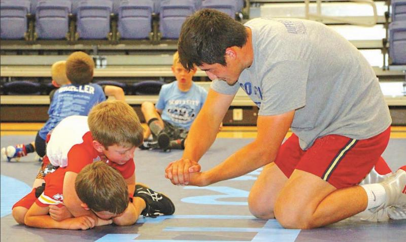 Attention to the small details separates good from great matmen