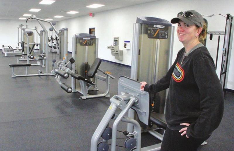 Free trial period begins at SRC fitness center