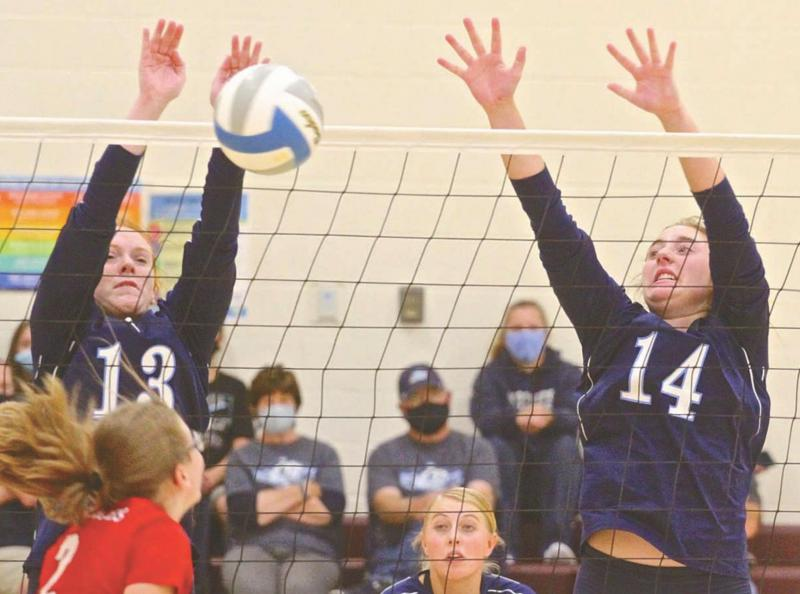 Spikers looking for consistency after rough tourney start