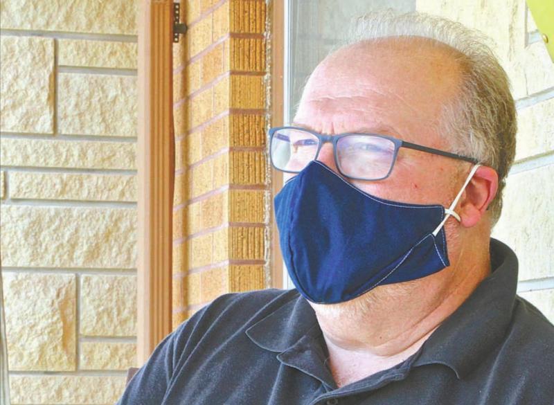 COVID strikes close to home with Scott City mayor, family