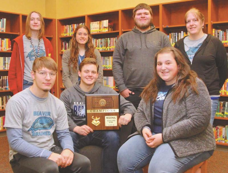 SCHS scholars overcome rough start to claim 3A regional title