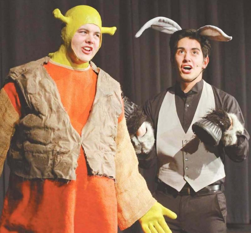 'Shrek' brings talent, message to the SCHS stage for 2 performances