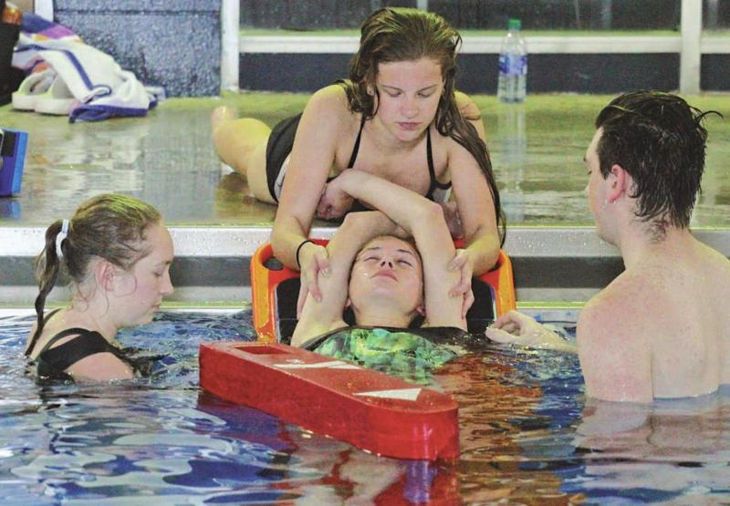 Red Cross training preps new lifeguards for summer season