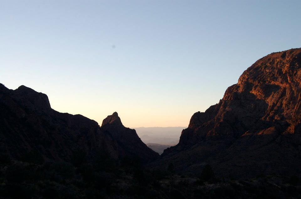 The Window at Big Bend