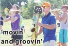 Marching band prepares for another season