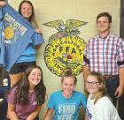 FFA officer team ready for new year