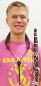Cure to perform with KMEA All-State band